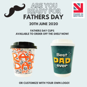 Fathers Day Cups