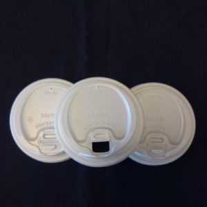 Resealable Paper Cup Lids