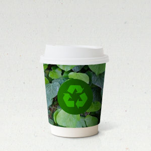 Eco PLA Paper Cups